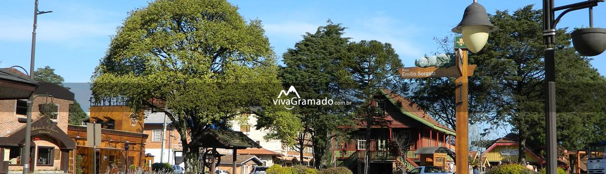 Taxa de ocupação hoteleira em Gramado