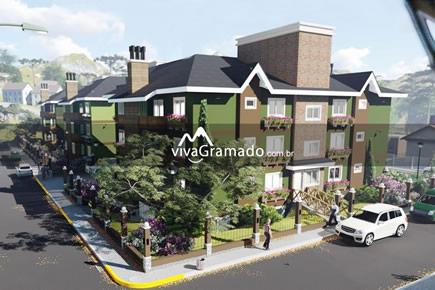 Apartamento na planta em Gramado RS