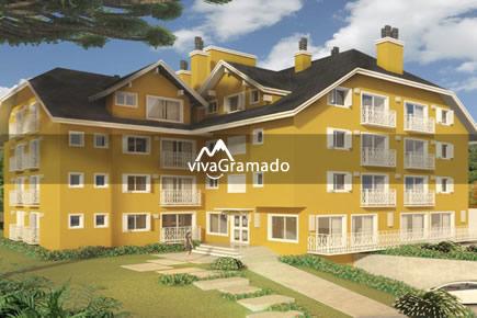 Apartamentos Torre B Coelogyne Parque das Orquídeas em Gramado